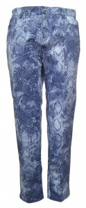 Pants, Printed, Stretch W/ Back & Front Pockets, FCS # 3413