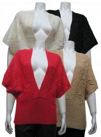 Sweater, Flyaway, W/ Lurex, CHESLEY  17116